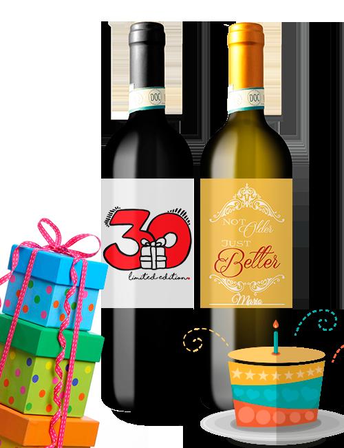 Preferenza Creare Etichette per Vino - Come Funziona? ZW66