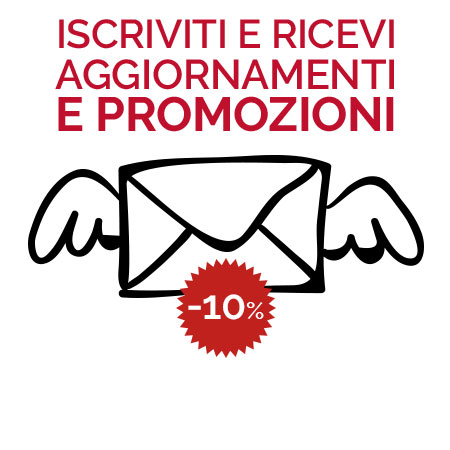 Message on a bottle iscrizione newsletter